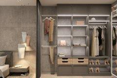 湖州衣柜定制的优点有哪些?